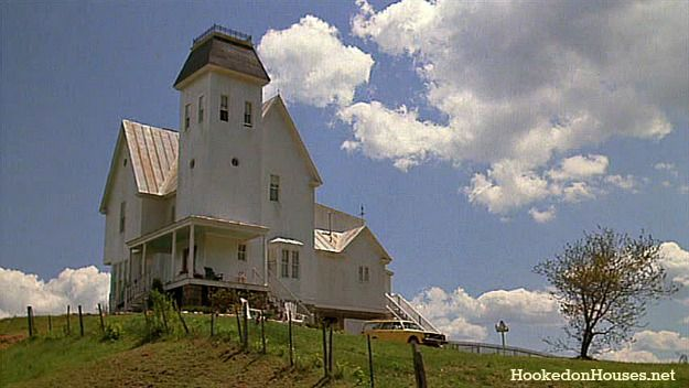 Beetlejuice movie house in East Corinth Vermont opening