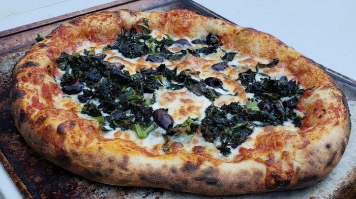 Sourdough Pizza Rezept Pizza Rezept Teig Sauerteig