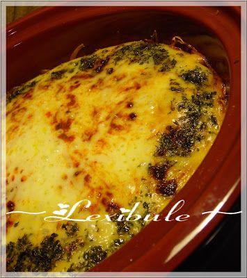 les milles & un délices de ~lexibule~: Lasagne à la mijoteuse