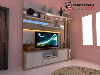 interior kediri - interior malang - interior nganjuk - interior jombang - interior blitar - interior tulungagung - interior trenggalek - backdrop tv - ruang keluarga - ruang tengah - minimalis - modern