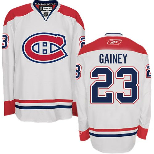 best website 67954 7734b montreal canadiens bob gainey 23 red replica jersey sale