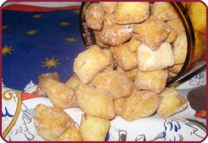 Лимонные подушечки  #лимоныепончики #пончики #сладкиелимоныепончики