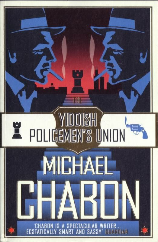 "Mara M #CybookReads ""The Yiddish Policemen's Union - Michael Chabon"" #FridayReads"