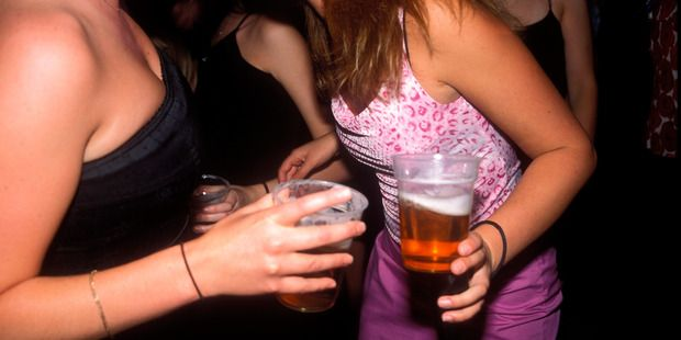 Youth risky drinking rates are a concern across New Zealand.Parents supplying alcohol to 'risky drinking' teens Photo / Getty Images