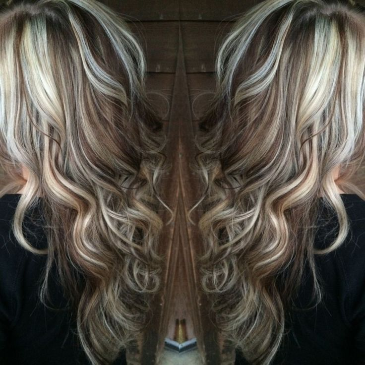 Inspiration discovered by cassadicurrier. Dramatic dimensional highlights  @bloomdotcom