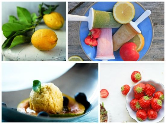 Sund is | Healthy ice cream | fra madforlivet.com