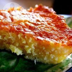 Foto da receita: Torta de coco de liquidificador