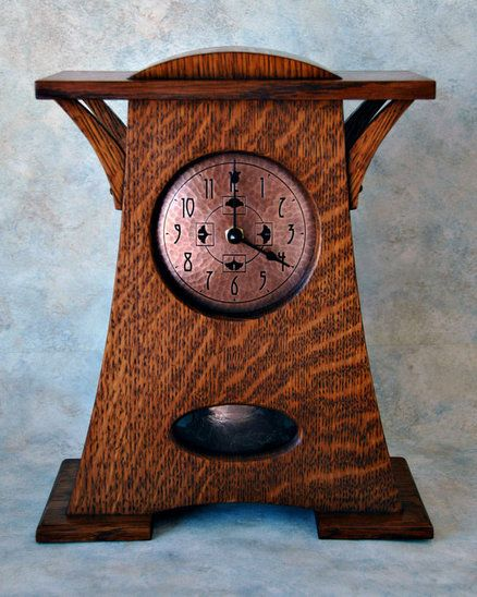 25 best ideas about small mantel clocks on pinterest for Small clocks for crafts