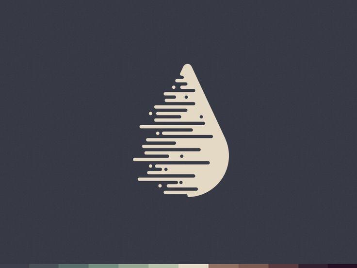Water Logo #2 by Alex Castro