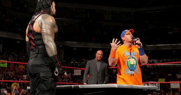 Vince McMahon Showing Roman Reigns Tough Love In Feud With John Cena