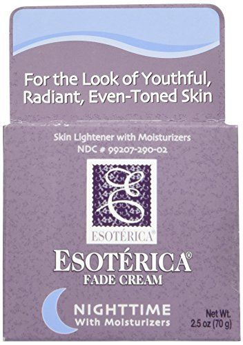 Esoterica Fade Cream Nighttime With Moisturizers 250 oz Pack of 5 ** For more information, visit image link.