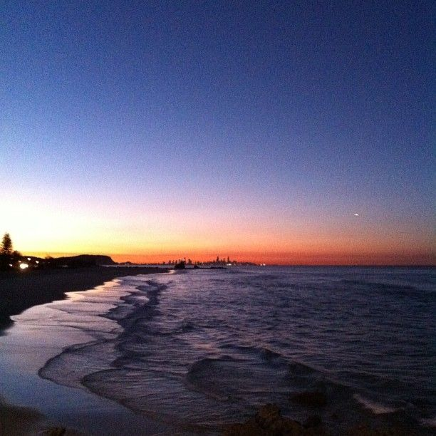 Queensland bucket list | 39. Tuck into a chicken 'parmy' on the deck of Currumbin Surf Club (with this view).