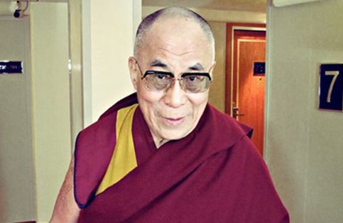 # TBT to April 2011, when Dalai Lama came to Stockholm to talk about human rights. We are very proud that we had the pleasure of hosting his stay. He was extremely friendly and at check-in he smiled and bowed to our coworkers at the Front Desk. 🙏 ⭐️