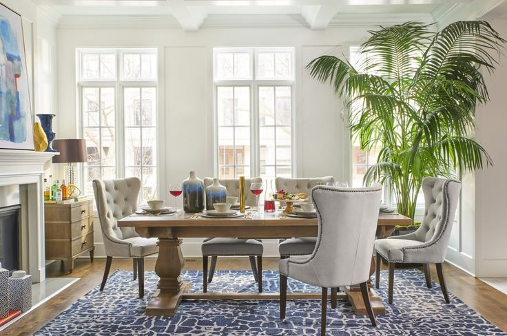 Jeff lewis dining rooms dining for Jeff lewis bedroom designs