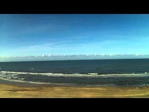 Dänemark Römö Strand von Lakolk - YouTube