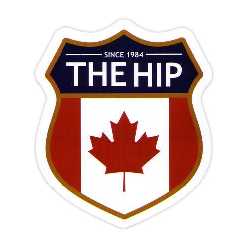 Hip Sticker