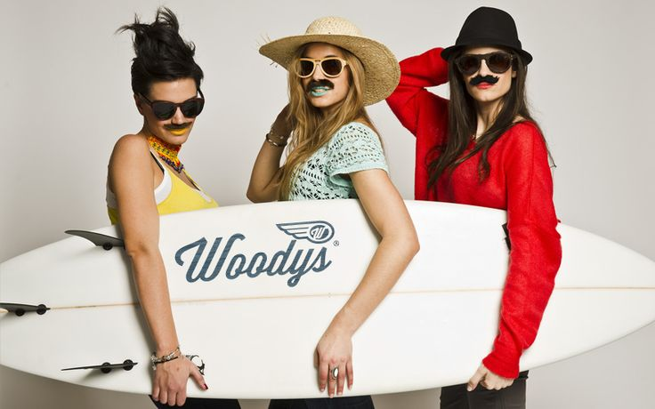 Woodys, wood #sunglasses made in Barcelona