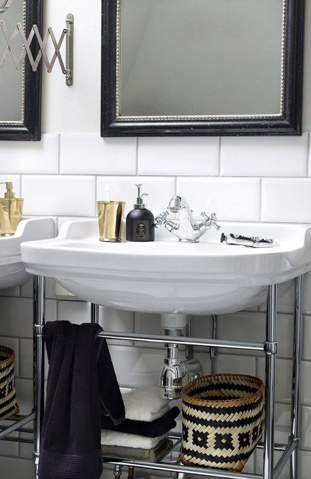 9 smarta tips – snygg förvaring i badrummet