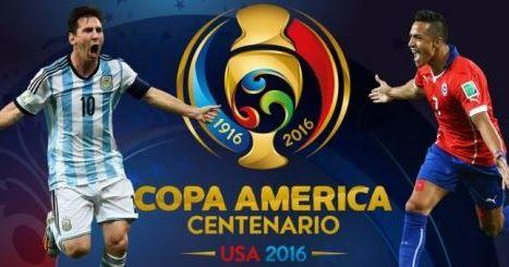 Argentina vs Chile 2016 Copa America Centenario  #copa100 #copaamerica #football #centenario #soccer #usa #copa2016 Argentina vs Chile 2016 Copa America: Chile can't repeat Jamaica play against Argentina - Copa...