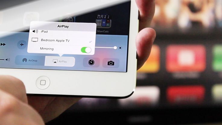 How to Connect iPhone and iPad to TV Wireless (Apple TV