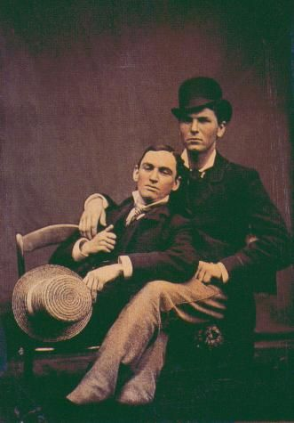 LGBT History: Photos of Gay Couples From The 1880s - 1920s #TBT - March 21, 2013 - The Gaily Grind