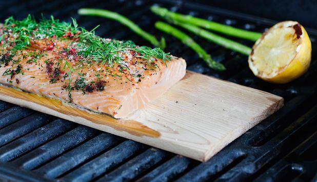 Gode tips når du skal grille fisk