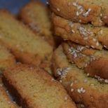 Συνταγή: Μπισκότα-Παξιμάδια Πορτοκαλιού | Συνταγούλης