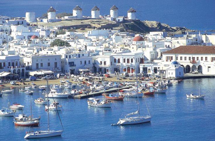 1000 sitios que ver antes de morir: ¿Cuáles son los lugares que visitar en Grecia?