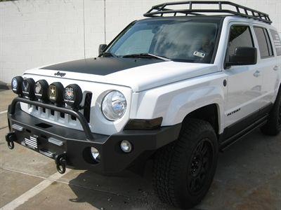 Wincher: Jeep - Patriot