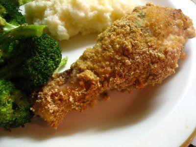 Pioneer Woman's Crispy Yogurt Chicken | yumminess! | Pinterest