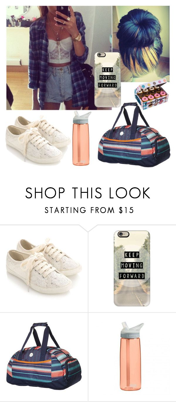 """100 Day Challenge - Day 30"" by kirra-1994 ❤ liked on Polyvore featuring Accessorize, Casetify, Roxy and CamelBak"