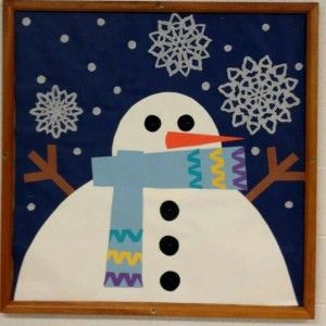 Winter Craft Idea For Kids 1