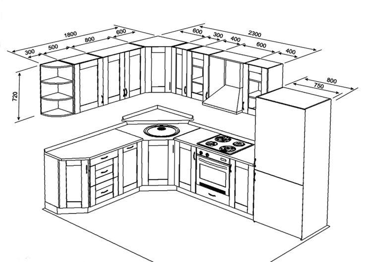 угловая кухня 3 на 2 метра: 26 тыс изображений найдено в Яндекс.Картинках