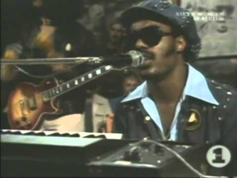 Stevie Wonder - The Beat Club (1973) I have been blessed to see most of the Artists I posted here.. Stevie being another..1979 Orphium in Boston..4th row..Dancing the whole time down front..he sat between 3 Piano's playing all of them simultaneously..Amazing Performance..This Concert and Ray Charles & Al Green were 3 of my top Fav's..
