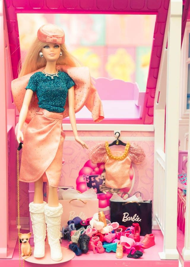92 Best Images About I Love Barbie On Pinterest