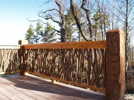 Best 1000 Images About Twig Railing On Pinterest Front Porch 400 x 300