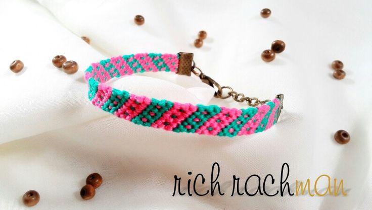 friendship knot bracelet <3 find on instagram @richrachman