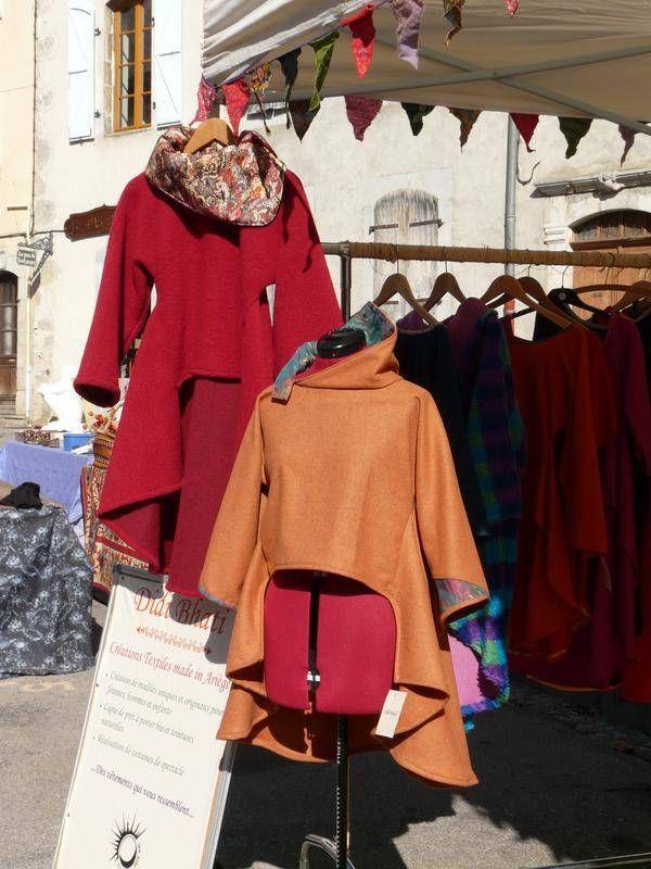 patron couture manteau femme gratuit 7