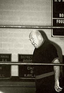"""William James """"Jim"""" Myers (April 16, 1937 - February 16, 2017), better known by his ring name George """"The Animal"""" Steele, was an American professional wrestler, school teacher, author and actor. Steele's career lasted from 1967 until 1988, though he made occasional wrestling appearances into the 1990s and 2000s."""