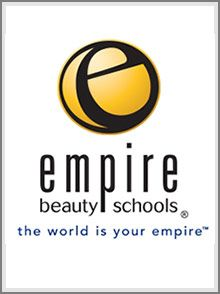 Empire Beauty Schools are the leading beauty and cosmetology schools across 21 states