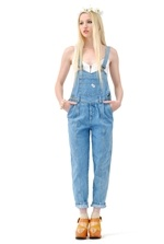 Guess Overalls - used to love,love,love these ! we wore them with one or both straps down & thought we were badass ! freaky styley ! ^.^