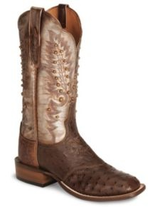 Luchesse boots are the best.  Will never buy another brand.  Need these ostrich square toes for a fancier occasion