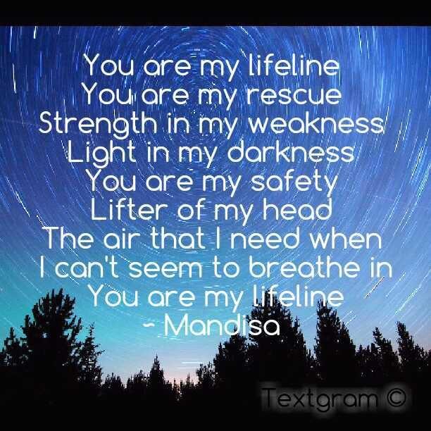 Lifeline By Mandisa Mandisa Is One Of My Favorite Christian