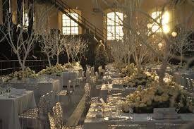 Risultati immagini per addobbi matrimonio invernali