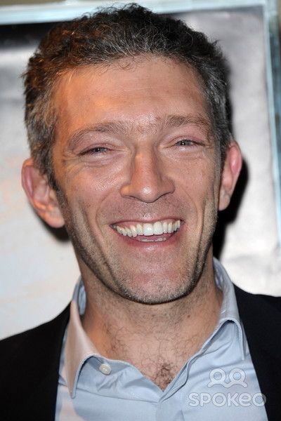 Vincent Cassel Screening for 'Le Moine' held at UGC Cinema Les Halles - Arrivals