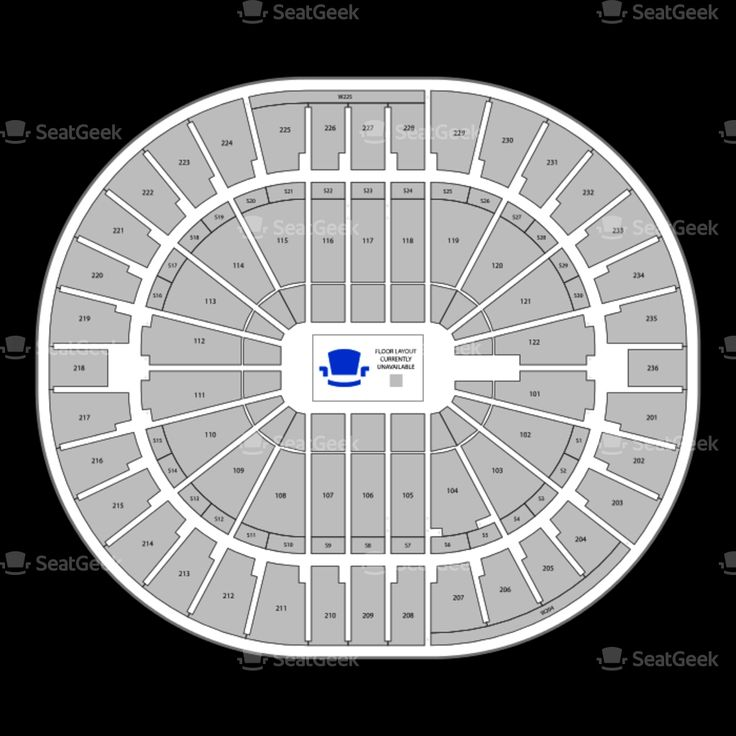 thomas and mack seating chart in 2020 Seating charts
