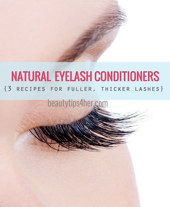 DIY Lash Conditioner {3 Options}   Beauty and MakeUp Tips