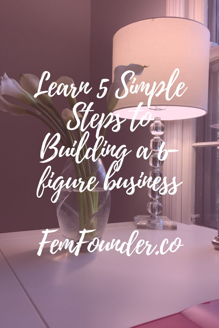 Creative entrepreneurs, still struggling to break the six-figure mark this year in your blog, brand, or small business? You can do it with a simple business framework. Click through to learn how!