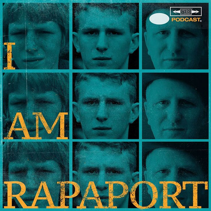 THIS IS THE I AM RAPAPORT STEREO PODCAST Scroll through