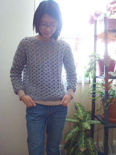 pull - crochet